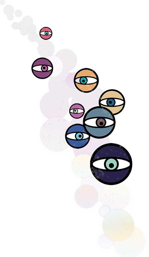ausARTen Logo Augen